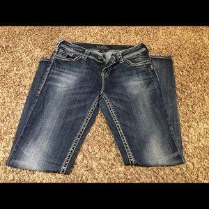 Pants - Women's Silver Jeans